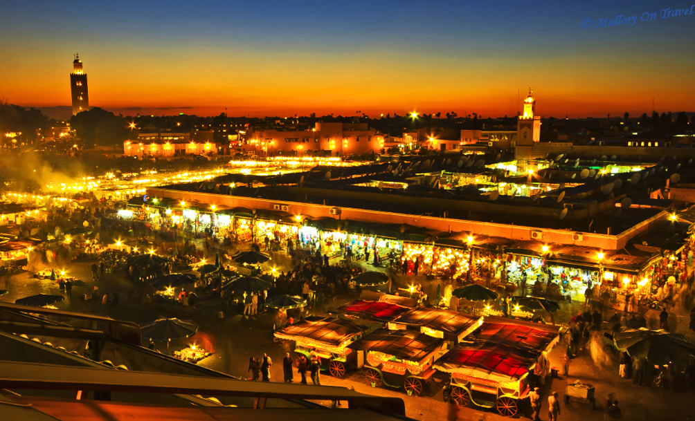 The Medina Marrakech the Best of Morocco