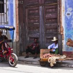 Postcard from the Cuban streets