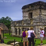 Postcards from Tulum; Mayan 'City of the Dawn'