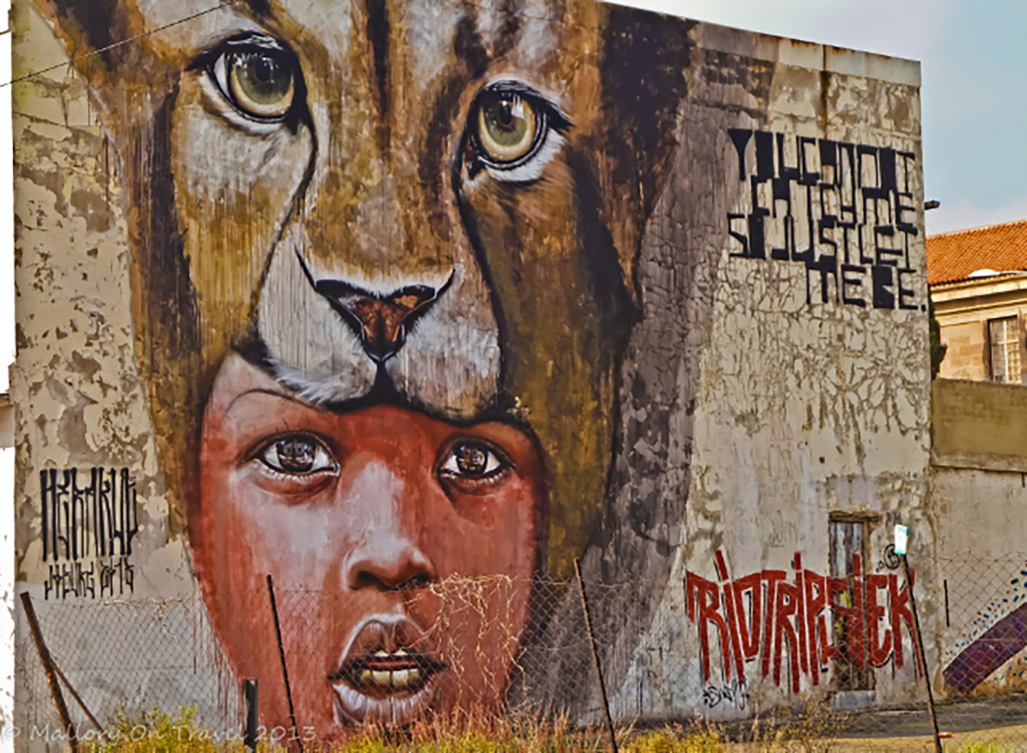 Street art in cultural precinct of Newtown, Johannesburg, South Africa on Mallory on Travel, adventure, adventure travel, photography iain-mallory-300-26_streetart