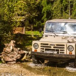 A Four Wheel Adventure in Molise, Italy