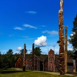 A Culture of Hospitality at Ksan Historical Village and Museum