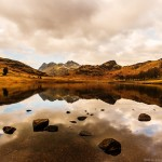 Fifty Shades of Grey in the English Lake District