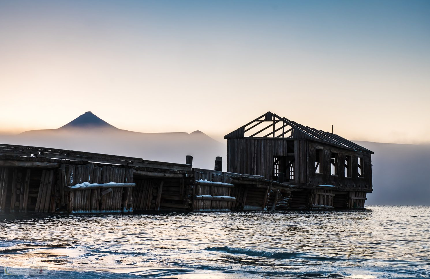 Earth Day; The ghost town of Russian mining community Colesburka in the Svalbard archipelago in the arctic Norway on Mallory on Travel adventure travel, photography, travel Iain Mallory_Svalbard-1-59