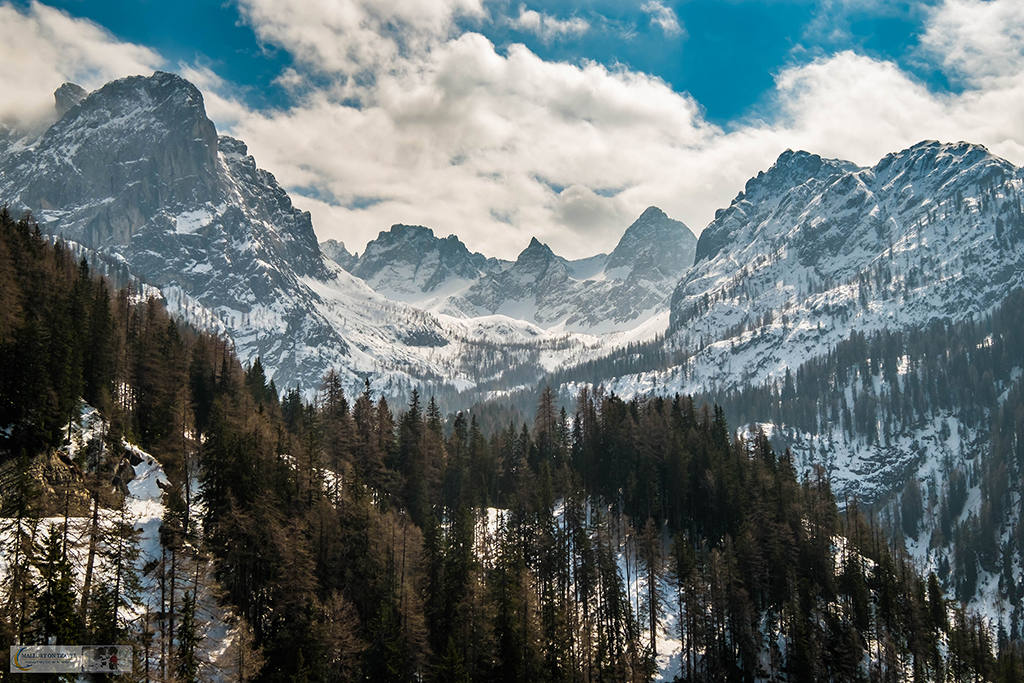 The Dolomites on the Italian/Austrian border near the Alps which Swiss alpinist Ueli Steck called home on Mallory on Travel adventure travel, photography, travel Iain Mallory_Austria-2937