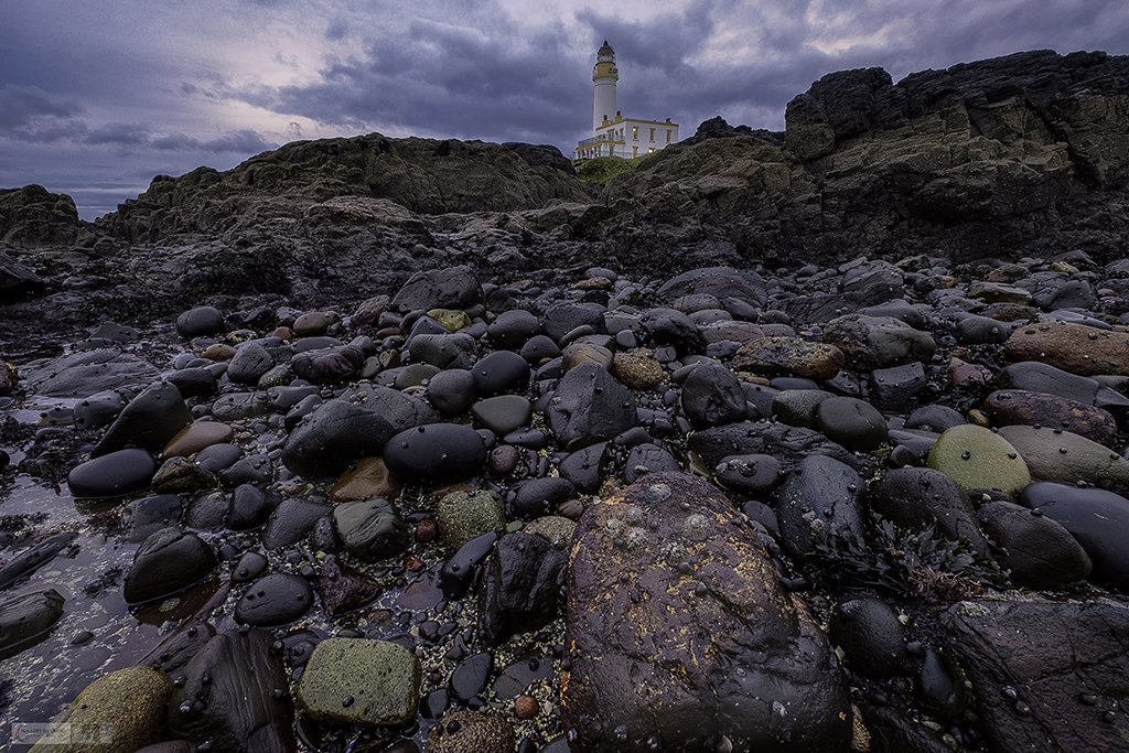 Campervanning; Turnberry lighthouse, Ayrshire on the west coast of Scotland at dusk on Mallory on Travel adventure travel, photography, travel Iain Mallory_dumfries-04
