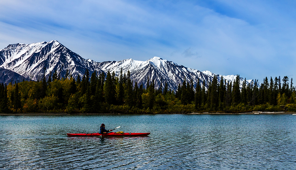 Adventure in the Yukon. Canada, kayaking in Kluane National Park on the edge of Alaska on Mallory on Travel adventure travel, photography, travel Iain_Mallory_Yukon1412634
