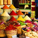 All Things Colour and Spice in the Souks – Photo Essay
