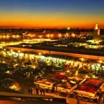 Postcard from Marrakech Mayhem