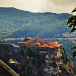 Postcard from Mystical Meteora