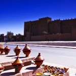 Postcard from the Kasbah, Ouarzazate