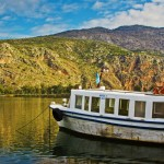 Postcard from idyllic Kaiafas Lake, Greece