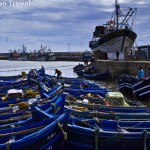 Postcard from the 'Blue City' Essaouira, Morocco