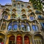 Postcard from Gaudi's Barcelona, Casa Batlló