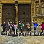 Postcards from a Tarragona tearaway segway tour