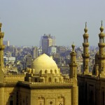 Postcard from the Cairo skyline, Egypt