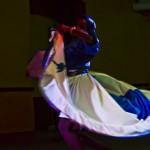 Postcard from a Cuban-African dance