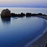Postcard from Greece; A dreamy bay