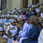 Postcard from Muscat, Spectators at the Festival