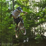 Postcards from Canada; Whistler Bike Park