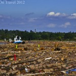Postcard from Vancouver, Lumberjacks in tugs