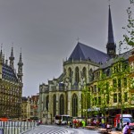 Postcard from Leuven, Belgium – Lessons in HDR