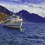 Postcard from a lovely Lake Lucerne cruise, Switzerland