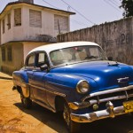 Postcard from Cuban roadwork's; A Motorist's nightmare