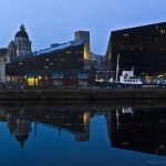 Postcard from Liverpool; Reflecting in a former City of Culture
