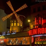 Postcard from the Moulin Rouge