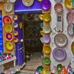 Postcards from Morocco; Mosaics in the Medina