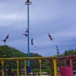 Papantla Flyers; Dancers in the Sky