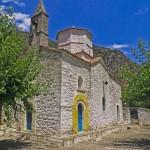 Hiking the Viros Gorge, Kardamili – Mountains and Monastic Graffiti