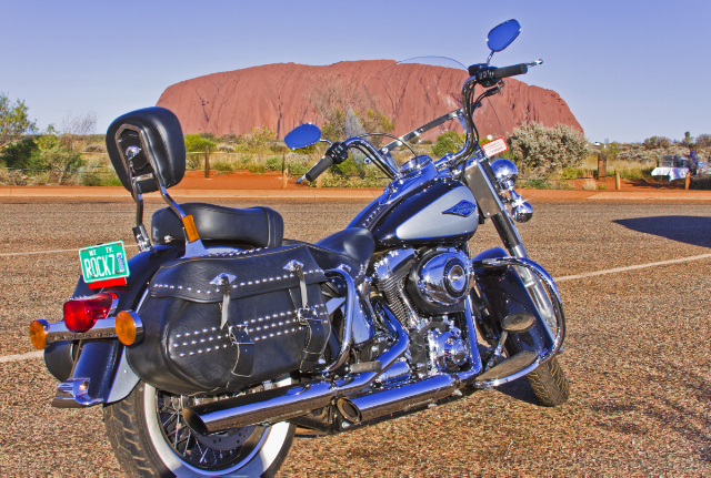 Uluru Harley-Davidson Tour – an Australian Icon from an American Icon