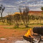 Trailing Behind in Australia's Northern Territory