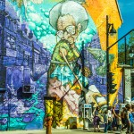 The Mural Festival in Montreal; A Celebration of Street Art