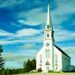 Postcards from a Beautiful New Brunswick Church