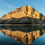 Postcards from Bow Lake, The Canadian Rockies