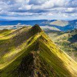 English Lakes; Trekking Adventures on Helvellyn