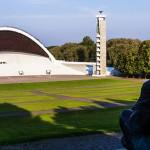 Postcards from Lauluväljak; Tallinn's Singing Ground
