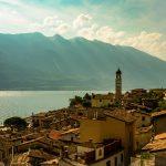 Gardone Riviera; Sailboats, Speedboats and Sports Cars