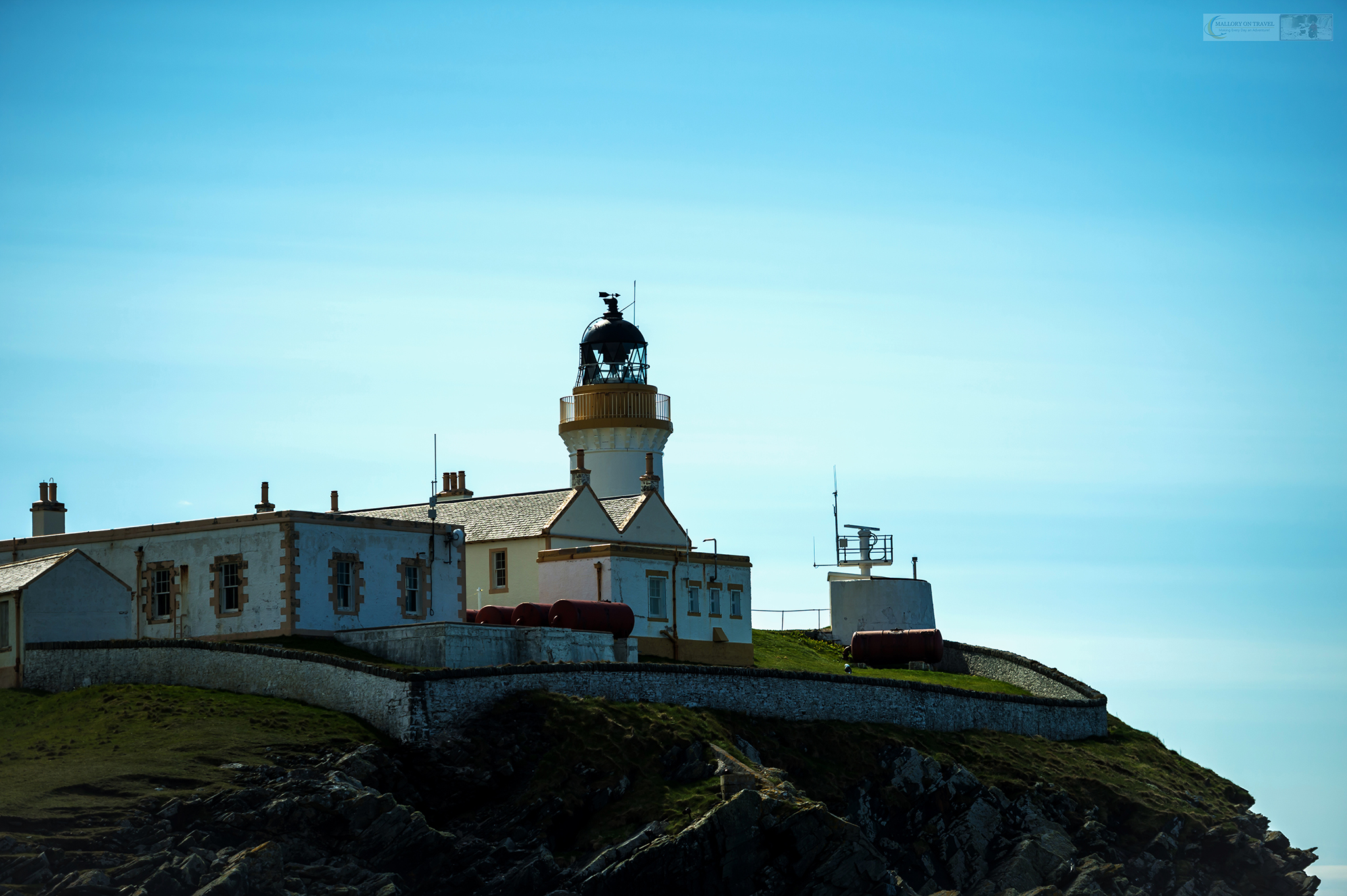 Lighthouses, Puffins and Tall Tales on a Highland Road trip