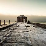 Colesbukta; Eerie Ghost town in Svalbard