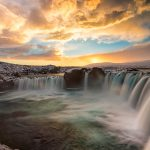 Goðafoss, Gods and Legends in Iceland