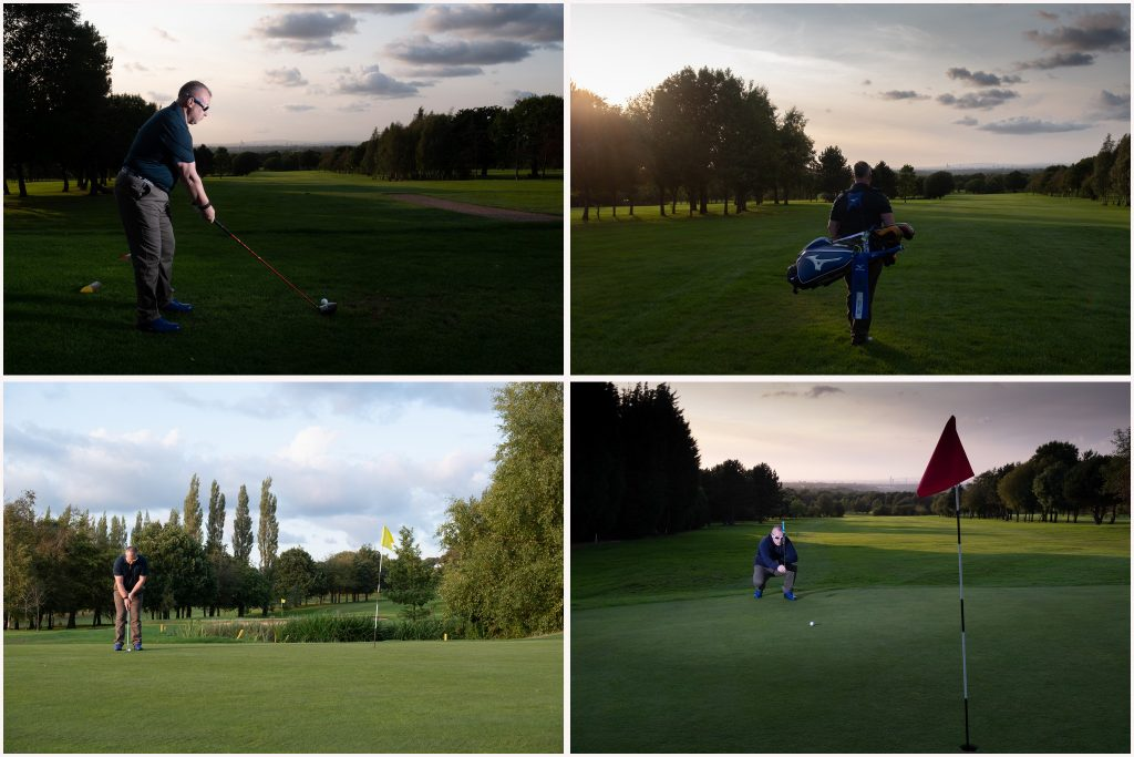 City break; Playing a round of golf when visiting a city with Rohan outdoor clothing manufacturer on Mallory on Travel adventure travel, photography, travel