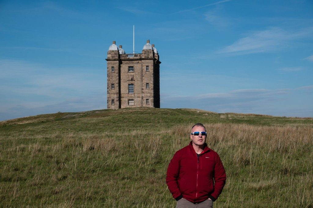 "Getting outdoors, taking a walk around the ""Cage"" at Lyme Park, near Disley, Cheshire, close to the city of Manchester on Mallory on Travel adventure travel, photography, travel Rohan shoot 3-21"