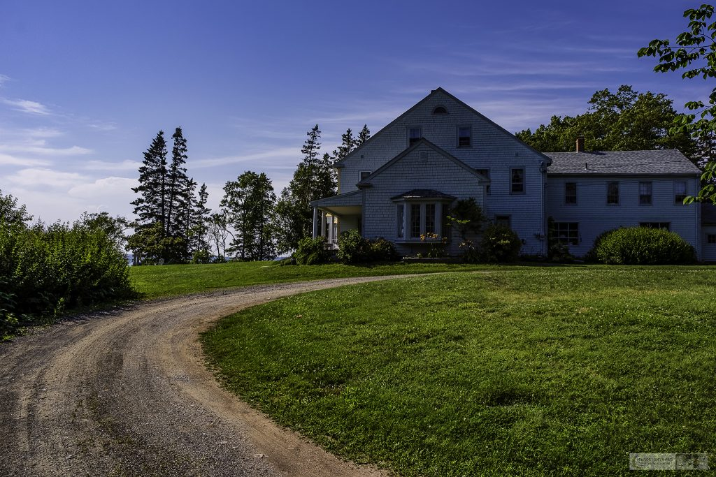 Historic the Owen House, in the village of Welshpool on Campobello Island, in the province of New Brunswick, on the maritimes Canada on Mallory on Travel adventure travel, photography, travel Iain-Mallory_NewBrunswick-0